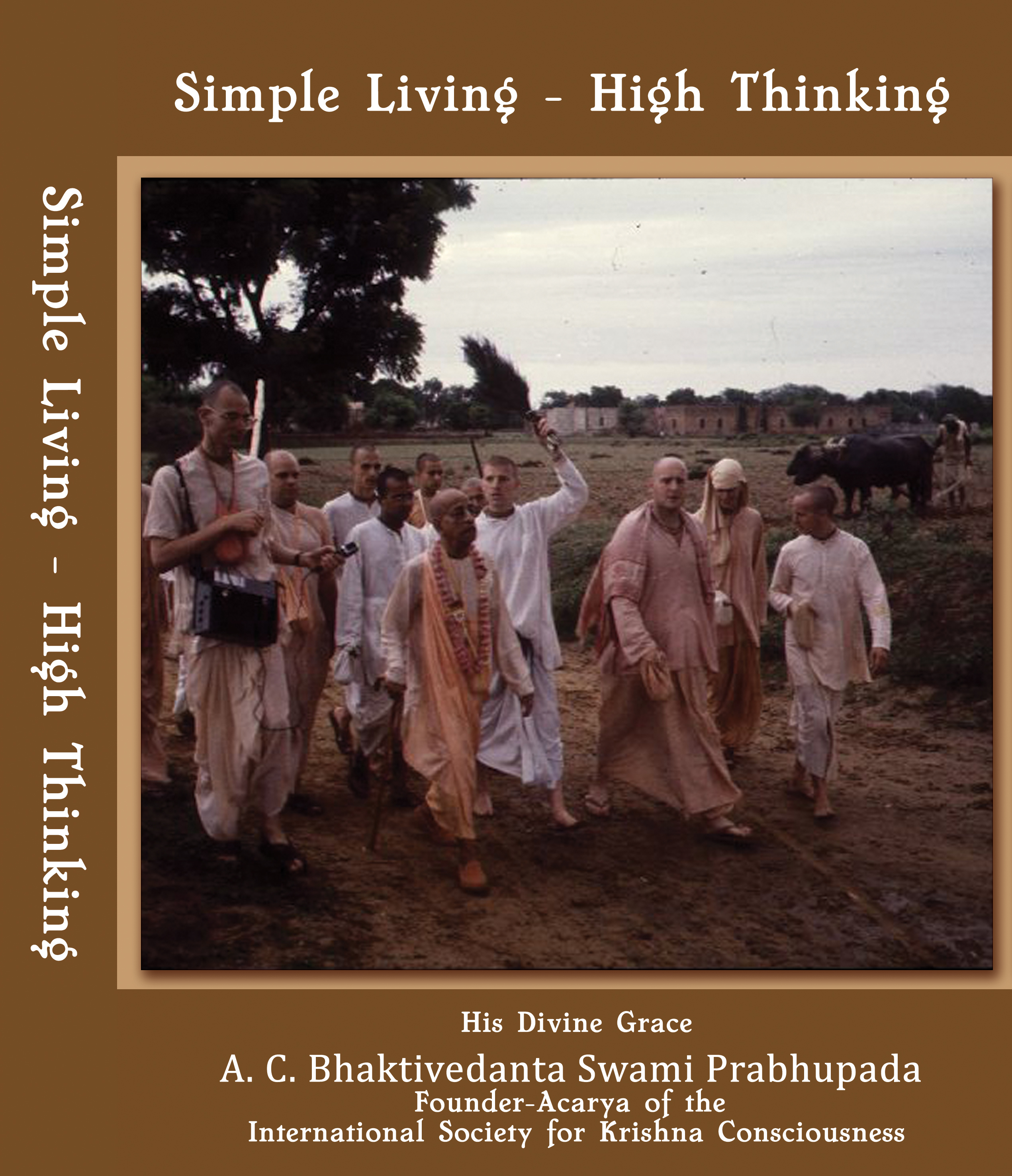 simple living high thinking Click to read more about the simple life: plain living and high thinking in american culture by david e shi librarything is a cataloging and.